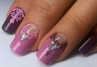 Актуальные цвета в дизайне ногтей - фото 2