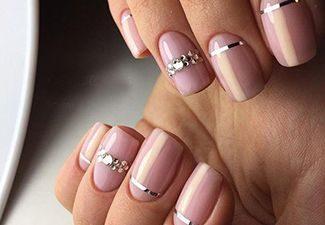 Актуальные цвета в дизайне ногтей - фото 4