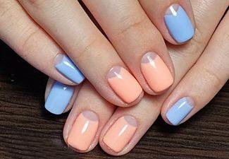 Актуальные цвета в дизайне ногтей - фото 7