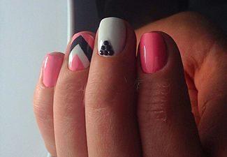 Актуальные цвета в дизайне ногтей - фото 8