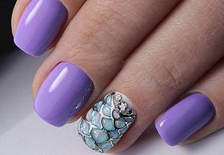 Дизайн ногтей - фото 14