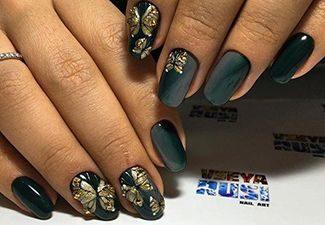 Дизайн ногтей - фото 16