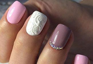 Дизайн ногтей - фото 18