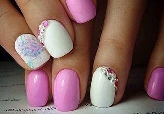 Дизайн ногтей - фото 19