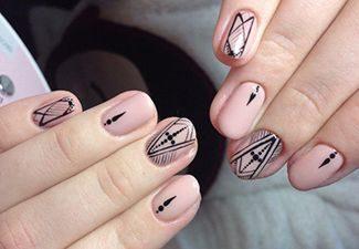 Дизайн ногтей - фото 24