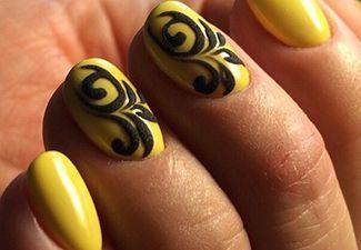Дизайн ногтей - фото 27