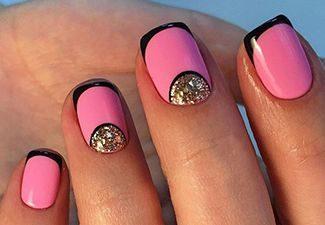 Дизайн ногтей - фото 28