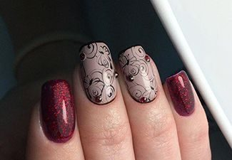 Дизайн ногтей - фото 4