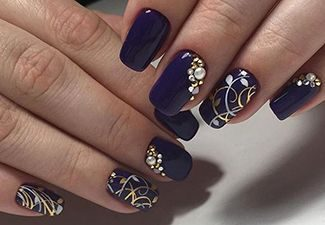 Дизайн ногтей - фото 6
