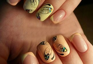 Дизайн ногтей - фото 7