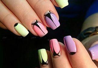 Дизайн ногтей - фото 8