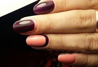 Последние тренды в дизайне ногтей - фото 17