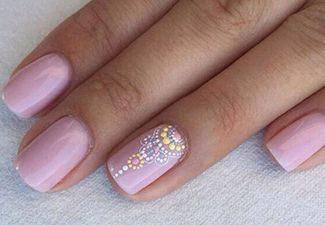 Последние тренды в дизайне ногтей - фото 18