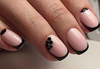 Последние тренды в дизайне ногтей - фото 19