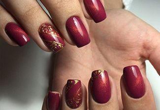 Последние тренды в дизайне ногтей - фото 2
