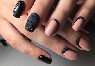 Последние тренды в дизайне ногтей - фото 20