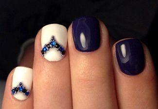 Последние тренды в дизайне ногтей - фото 4