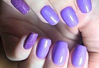 Последние тренды в дизайне ногтей - фото 7