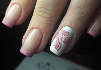Френч пастельных цветов - фото 16