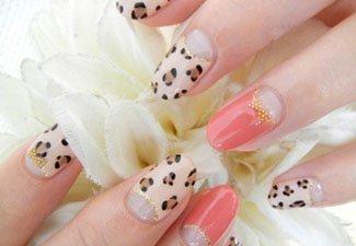 Гель-лак на коротких ногтях - фото 12