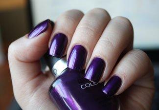 Гель-лак на коротких ногтях - фото 20