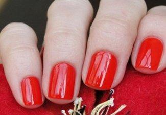 Гель-лак на коротких ногтях - фото 36