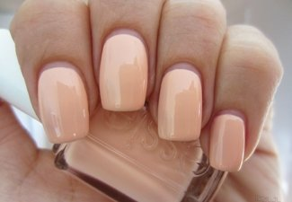 Осенний дизайн длинных ногтей - фото 28